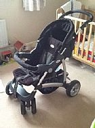 Britax push chair
